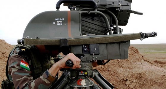 'Peşmerge Alman silahları Irak askerlerine karşı kullanmadı'