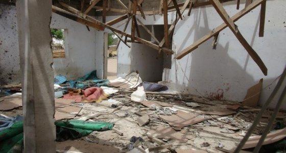 Nijerya'da camiye intihar saldırısı: 30 şehid