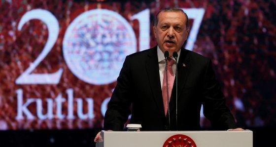 Erdoğan Kutlu Doğum programında konuştu