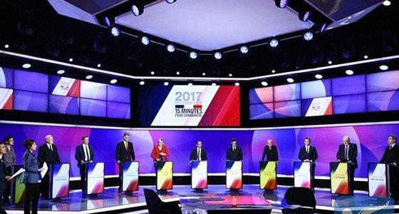 Fransa'da Cumhurbaşkanı seçimi başladı
