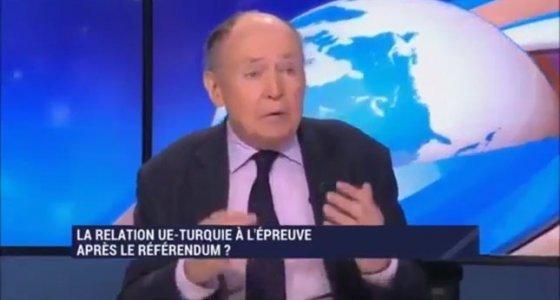 Fransız profesörden skandal sözler