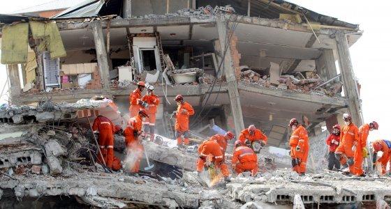 Afet kayıplarının %97'si depremden