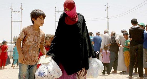 Irak'ta 2 milyondan fazla sivil yurduna döndü