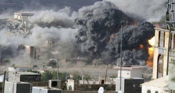Suudi koalisyonundan Yemen'e geniş çaplı operasyon