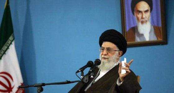 Hamaney: ABD, İran'da iç savaş çıkarmayı planlıyor