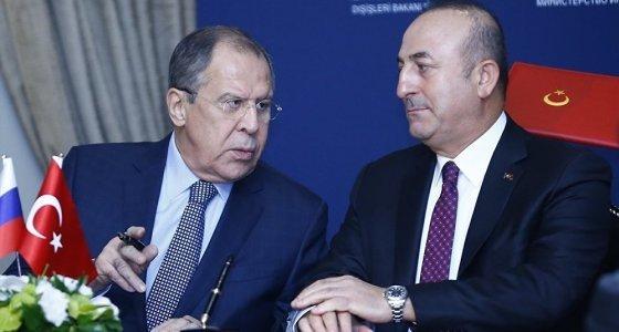 Lavrov: Türkiye'nin güvenlik çıkarları, Şam'la diyalog'ta