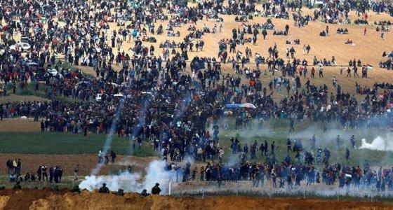 AB'den İsrail'e tepki