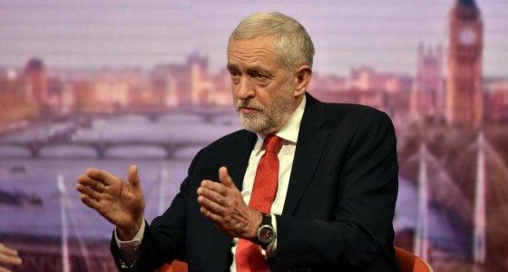 Corbyn'den Suriye'de barış çağrısı
