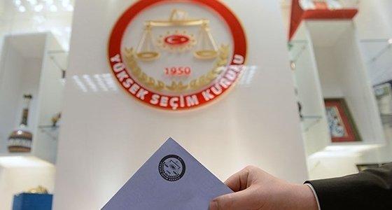 YSK açıkladı: 600 milletvekilinin 81 ile dağılımı belli oldu