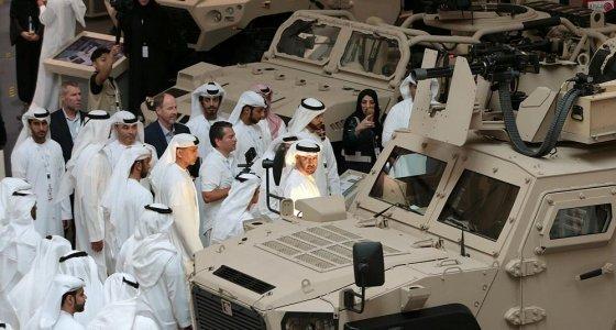 BAE 33 anlaşmayla 3.3 milyar doları silaha yatırıyor