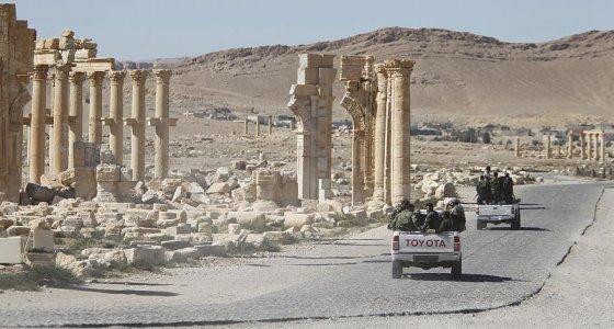 Fransız şirket Suriye'de turizm turu düzenliyor