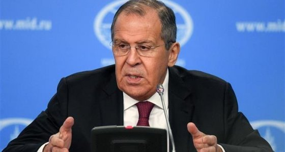 Lavrov: ABD'nin Fırat'ın doğusunda yol açtığı sorunları çözmek zor