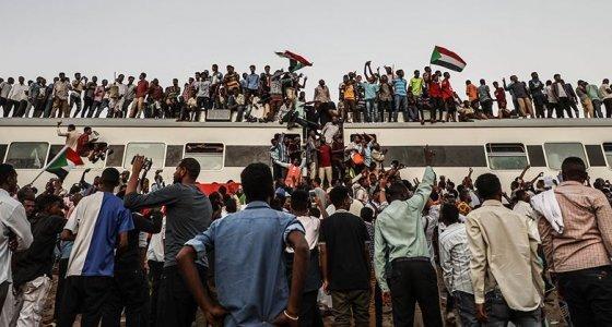 Sudan'da gösteriler 18. gününde de sürdü