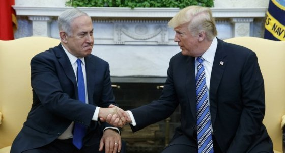 Golan Tepeleri'ndeki Yahudi yerleşim birimine Trump'ın adını verilecek