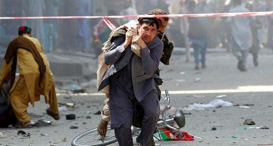 Afganistan'da bağımsızlık kutlamaları kana bulandı: Onlarca yaralı