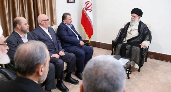 Hamas-İran görüşmesinde neler konuşuldu?