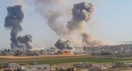 MSB: İdlib'de konvoyumuza hava saldırısı düzenlendi
