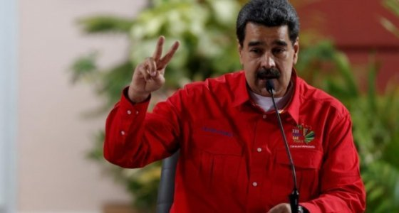 Maduro Trump'ı Hitler'e benzetti