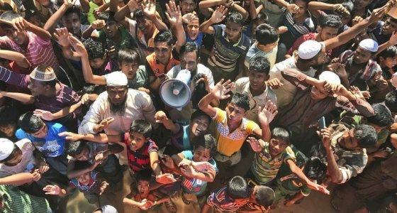 Myanmar Ordusu Soykırım Yaptı