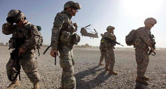 Pentagon: Bölgede Amerikan asker sayısı yaklaşık 75 bin