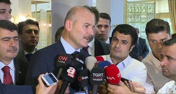 İçişleri Bakanı Soylu'dan kayyum açıklaması