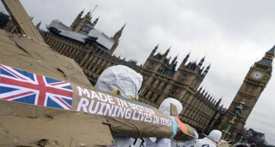 'İngiltere'den Suud'a 7,6 Milyarlar Dolar Silah İhracatı'