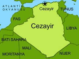 Cezayir ordusundan kurtarma rezaleti