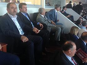 H�DA PAR da AK Parti Kongresine Kat�ld�
