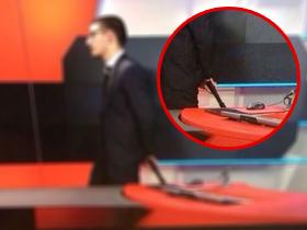 Hollanda'da televizyon kanal�na silahl� bask�n