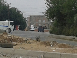 Bismil'de soka�� ��kma yasa�� ilan edildi