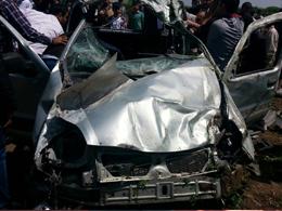 Kutlu Do�um yolunda trafik kazas�nda �z�c� haber