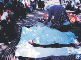 22nd year of Basbaglar massacre