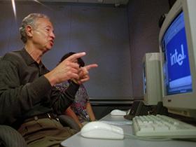 Intel'in kurucusu Andy Grove