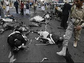 Yemen'de iftar vakti vah�et: 38 �l�