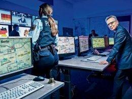 Almanya'da güvenlik operasyonları