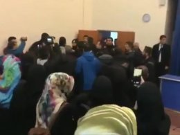 Fascist attack on Göktaş's conference in Turkiye's Erzurum