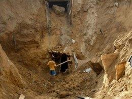 Mısır'ın yıktığı tünelde 3 Filistinli öldü