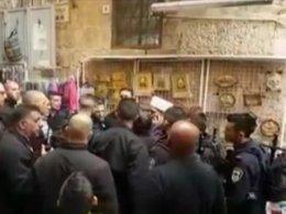 İsrail polisi, Mescidi Aksa'nın 3 muhafızını gözaltına aldı
