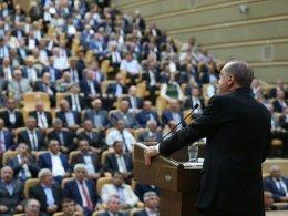 Erdoğan: Suriye'nin kuzeyinde bir devlet asla kurdurmayız