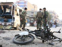Afganistan'da intihar saldırısı: 3 ölü, 8 yaralı