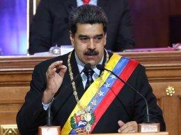 Maduro asgari ücrete yüzde 300 zam yaptı