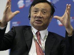 Huawei'nin patronu ABD'ye: Dünya biz olmadan yapamaz