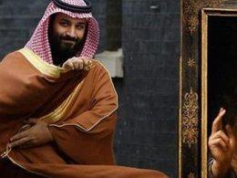 Prens Selman'ın 450 milyona aldığı resim sahte iddiası