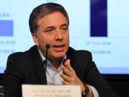Arjantin'de Ekonomi Bakanı Dujovne istifa etti
