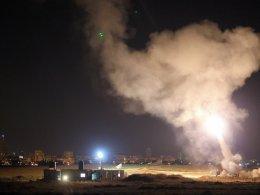 Gazze'den İsrail'e 3 roket atıldı: 2 İsrailli hafif yaralandı