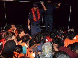 Edirne'de 469 düzensiz göçmen yakalandı