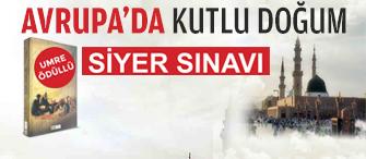 Avrupa'da Umre �d�ll� Siyer S�nav�