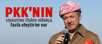 Barzani: Tarihe not d��mek i�in s�yl�yorum...