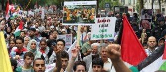 Berlin'de Kudüs'e destek yürüyüşüne davet