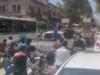 Afrin sokaklar�nda PYD/PKK vah�eti